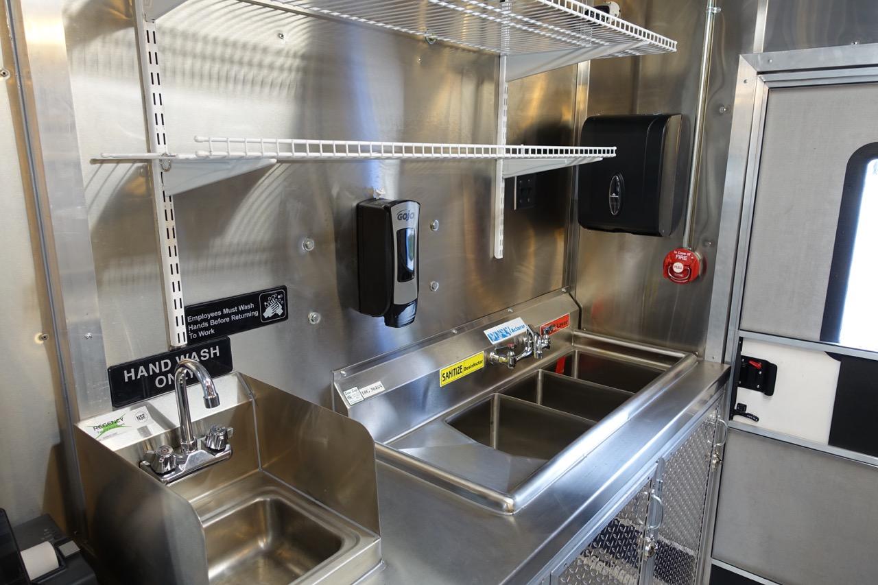 Prestige food trucks for Prestige cuisine