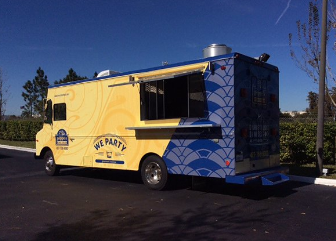 Food Trucks And Trailers For Sale Near