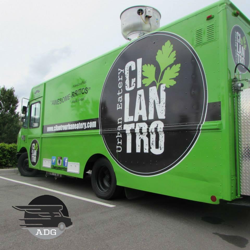 ADG Food Trucks and Trailers