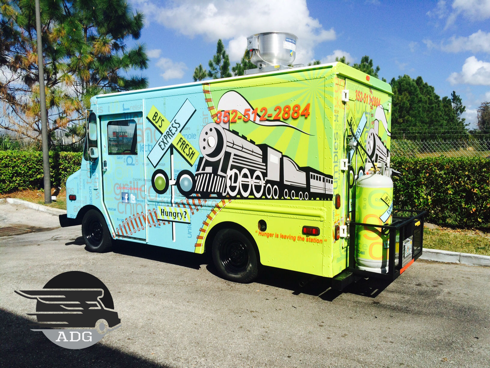 ADG Food Trucks and Trailers